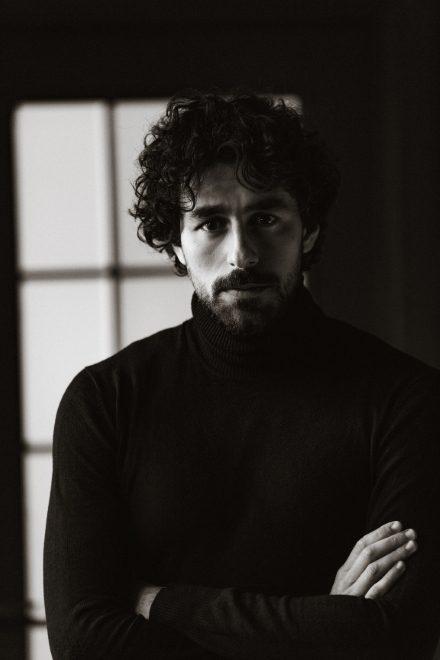 Michele Rosiello. Foto di Alessandro Peruggi