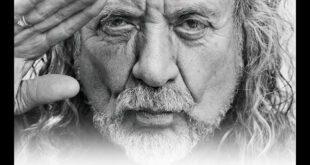 Robert Plant. Foto da Facebook