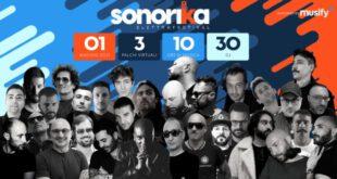 Sonorika ElettroFestival 2021