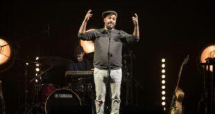 Tommaso Primo live. Foto di Pino Miraglia