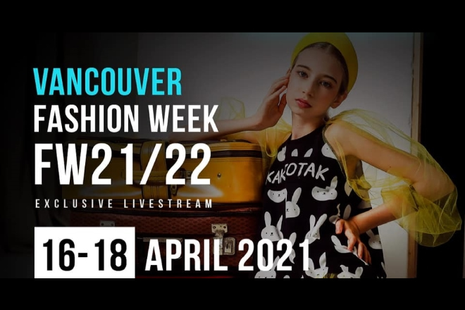 Vancouver Fashion Week 2021