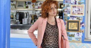 Vanessa Scalera interpreta Imma Tataranno. Foto dal Web
