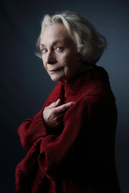 Elena Cotta. Foto di Fabio Lovino