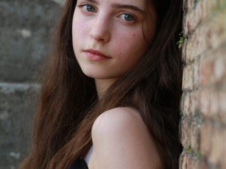 Ginevra Francesconi: Recitare mi rende felice