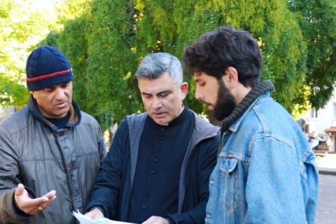 Giuseppe Marvaso, Peppe Zarbo e Salvatore Romano