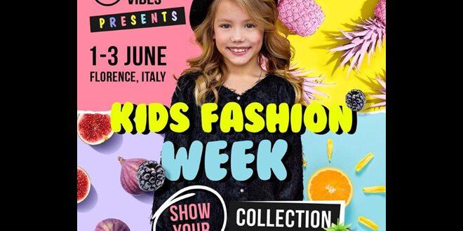 Giornata Internazionale del Bambino: arriva KidWear Fashion Vibes