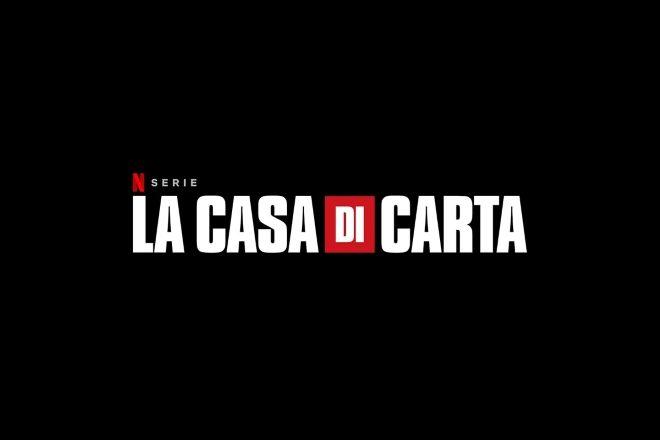 La casa di Carta - Netflix