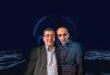 Luca Maris con Maurizio Meli per il Premio Lucio Dalla
