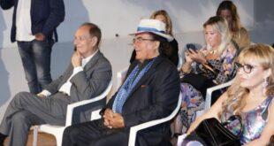 Al Bano in platea al Premio Amici di Ischia 2021