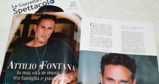 Attilio Fontana su La Gazzetta dello Spettacolo Magazine