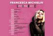 Francesca Michielin: il tour Fuori dagli spazi Live 2021