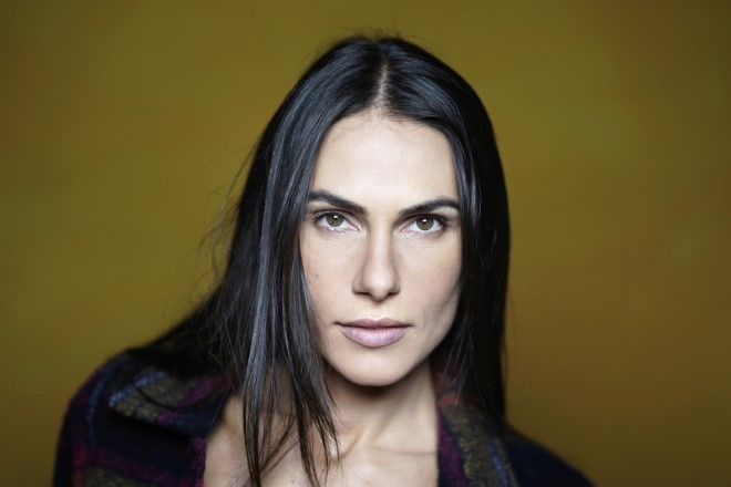 Martina Palmitesta. Foto da Agenzia