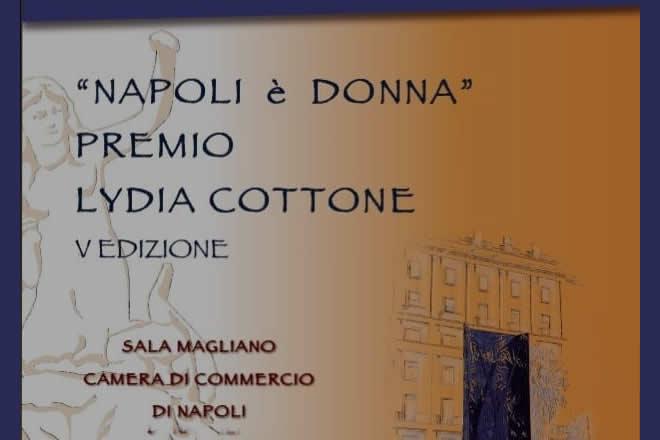 Premio Lydia Cottone 2021