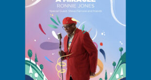 Ronnie Jones - A miracle