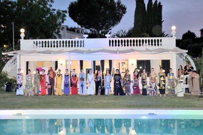 Summer Fashion and Art. Foto di Valerio Faccini