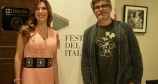 Veronica Maya e Paolo Genovese per il Festival del Cinema Italiano 2021