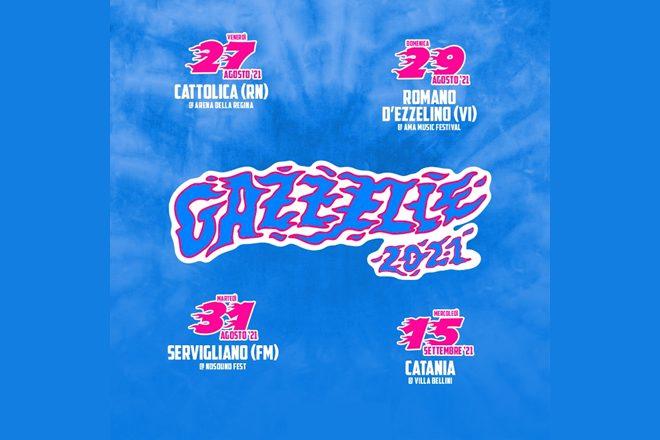 Gazzelle Tour 2021