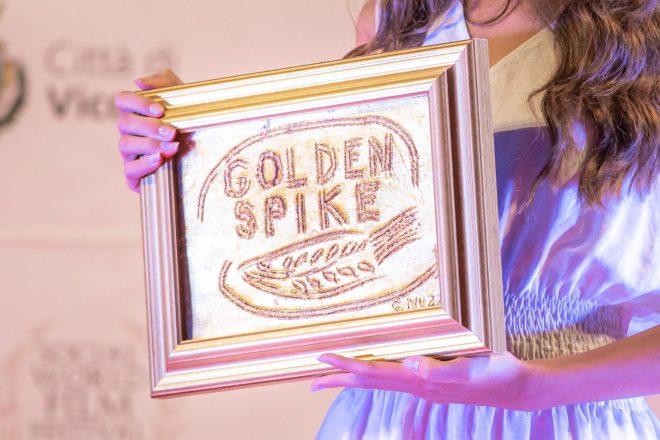 Golden Spike per il Social World Film Festival 2021