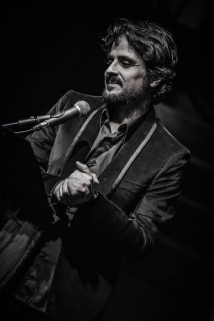 Maximilian Nisi. Foto di Arciliuto