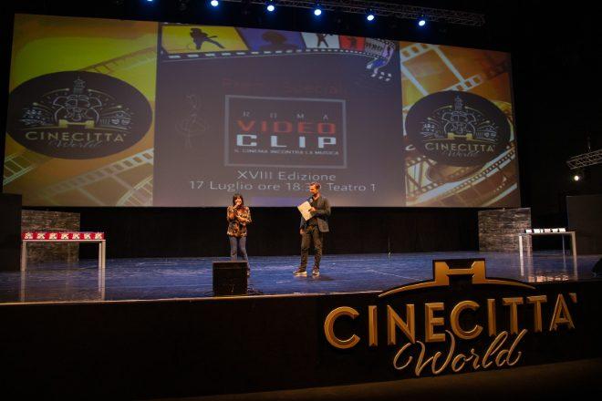 Roma Video Clip a Cinecittà World