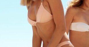 Un Bikini della collezione GoldSeaSwimwear